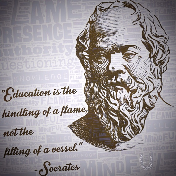 socrates on education 1 problems in delineating the field 11 the open nature of philosophy and philosophy of education 12 the different bodies of work traditionally included in the field.
